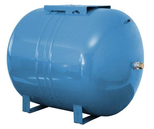 100升隔膜膨胀箱 带连接器,直径500毫米,长度670毫米
