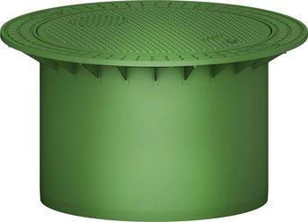 超长式检查井筒,带井盖,可承受人体重量 [371011]