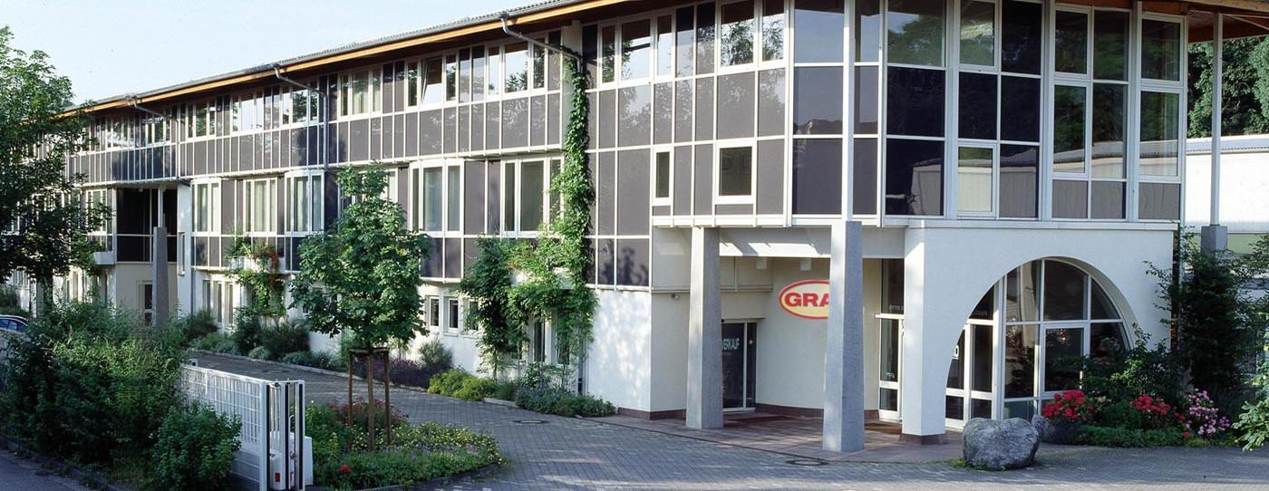 欢迎来到位于Teningen的GRAF办事处。在这里,约有350名员工为客户的幸福而努力。