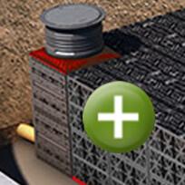 调节器排水或检查井