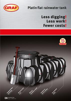 销售文件夹:Platin扁平式雨水箱