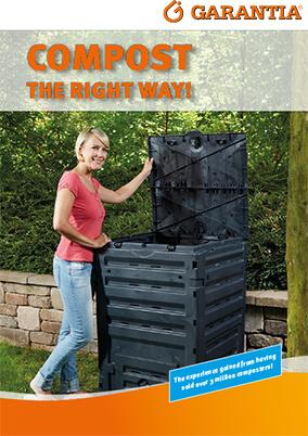 堆肥:正确方法话你知