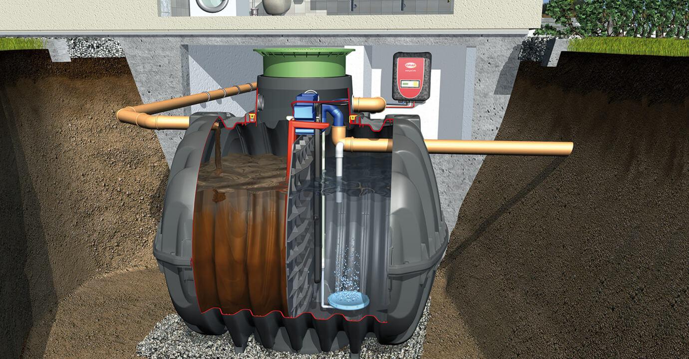 Zbiornik podziemny Carat