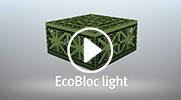 EcoBloc light为您节约多达80%的运费
