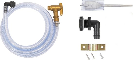 Water butt connection kit