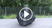 Carat S地埋式水箱的组装